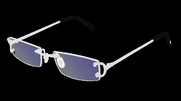 CT0092o - 002 C-Spange Silber