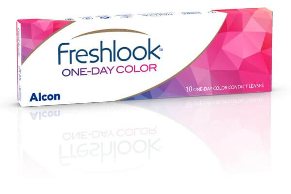 FreshLook® ONE-DAY COLOR 10 Farbige Tageslinse