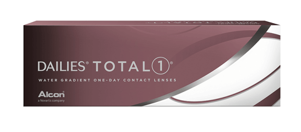 DAILIES TOTAL1® 30er Pack