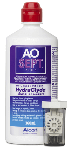 AOSEPT® PLUS mit HydraGlyde® 360ml