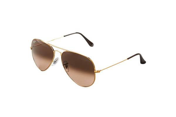 Aviator Large Metal - RB3025 9001/A5